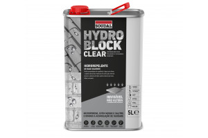 HYDRO BLOCK clear soudal