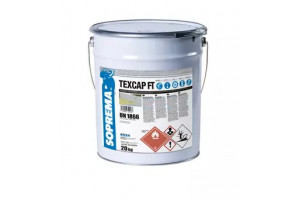 soprema texcap FT top coat de poliuretano alifatico transparente